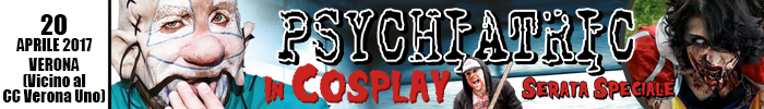 Psychiatric Circus in Cosplay