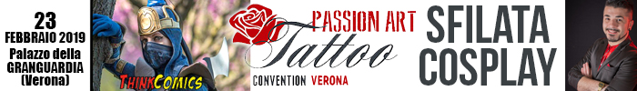 Tattoo Convention 2019