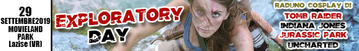 Movieland Exploratory Tomb Raider Uncharted