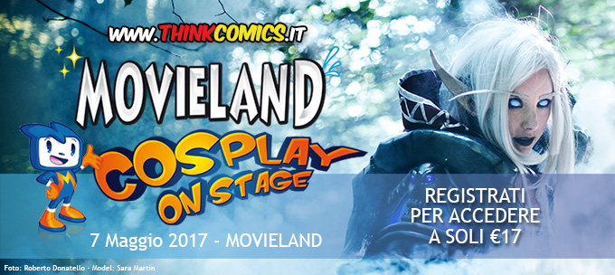 Movieland in Cosplay